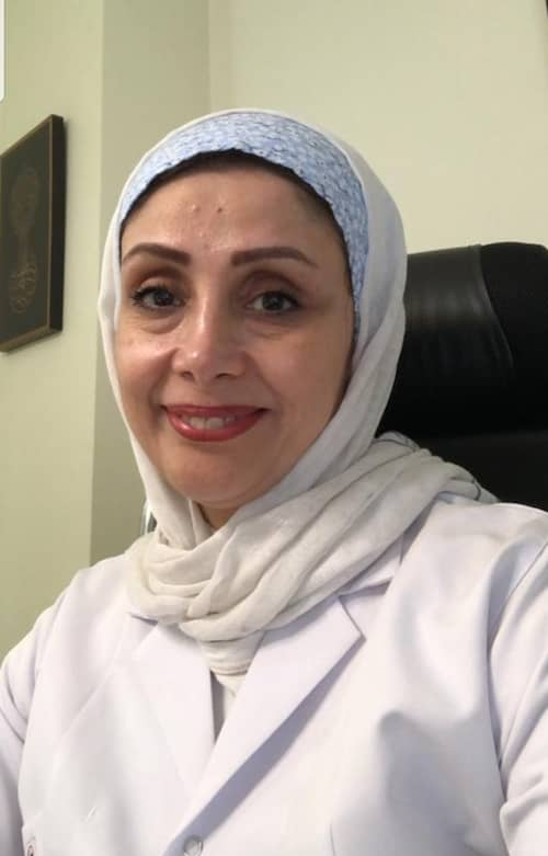 مشاوره پزشکی آنلاین با دکتر قمرتاج خان بابايی